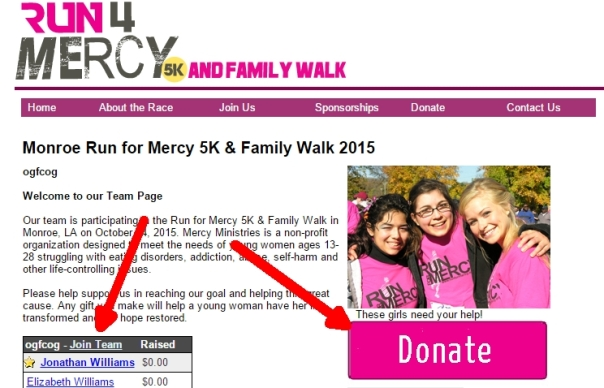run for mercy 2015